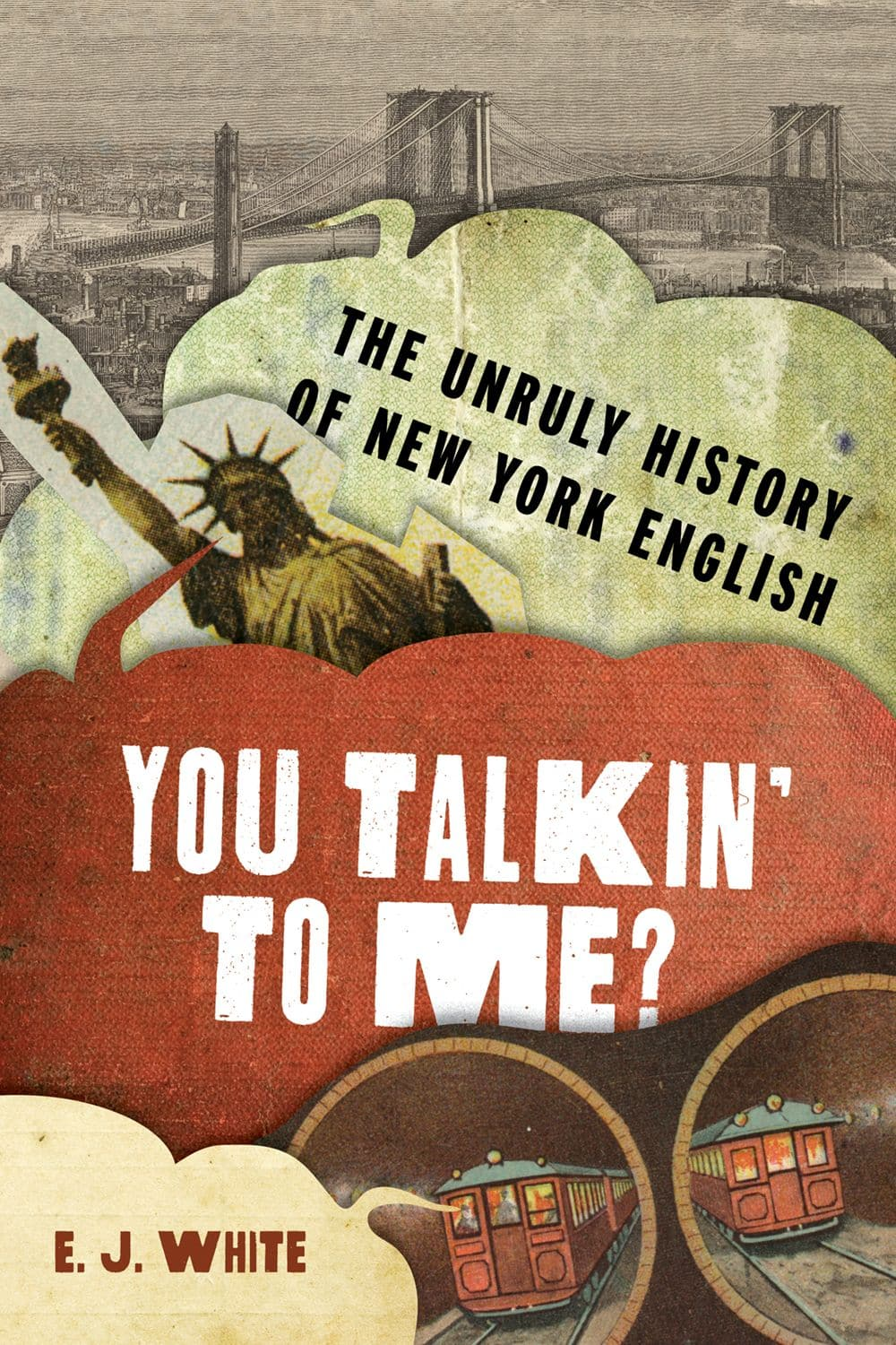 You talkin to me book cover