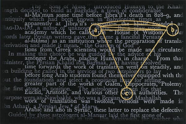 """The Circuit of Translation"" (2003), Iftikhar Dadi and Elizabeth Dadi"