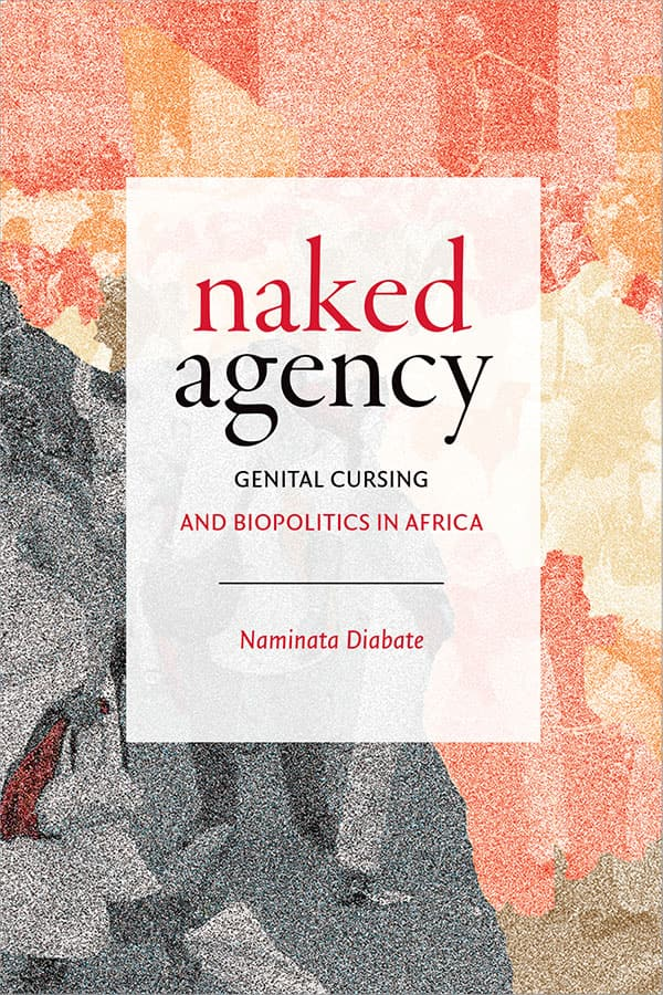 Naked Agency book cover.
